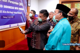 BI Sumbar luncurkan penggunaan QRIS untuk Dewan Masjid Indonesia Padang