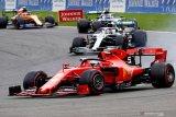 Spa dapat lampu hijau gelar Grand Prix Belgia tanpa penonton kendati masih pandemi