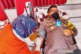 Polres Agam adakan donor antisipasi kekurangan darah saat COVID-19