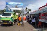 Pemkab Bantaeng siapkan gerbang disinfektan di posko perbatasan