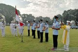 366 personel selesaikan pendidikan Semata PK TNI-AU di Lanud Adi Soemarmo
