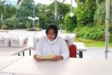 Wali Kota Risma pakai bahasa Madura, sampaikan imbauan jaga jarak fisik