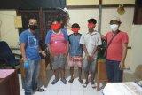 Tiga pemuda Pariaman dibekuk mencuri besi di kawasan objek wisata Pantai Gandoriah