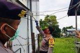 Polisi tembak residivis pencuri di gereja Pekanbaru