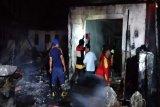 Kebakaran lima ruko semi permanen di Palangka Raya diselidiki polisi