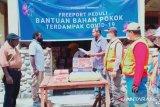 Freeport Indonesia salurkan bantuan sembako untuk masyarakat Amungme dan Kamoro
