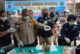 Empat orang pengedar sabu jaringan Malaysia ditangkap Polda Sumut