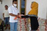 Gerindra Baubau bantu 60 KK warga terdampak COVID-19