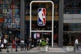 Asosiasi pemain dan NBA sepakat potong gaji pemain 25 persen