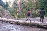Masyarakat Yalimo blokir akses masuk lewat trans Papua cegah virus corona