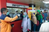 Pelni karantina KM Bukit Raya setelah ABK reaktif rapid test