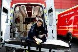 Prancis bantah AS jika COVID-19 terkait lab Wuhan