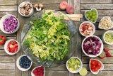 Turunkan risiko kanker dengan konsumsi lima porsi sayuran dan buah