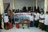 Polresta Jayapura berikan sembako ke panti asuhan dan yayasan