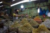 Pedagang Pekanbaru tidak disiplin gunakan masker