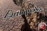 Barat daya Melonguane-Sulut diguncang gempa bumi magnitudo 5,5 SR