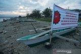 Nelayan protes pembangunan tangul teluk Palu