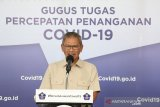 Gugus Tugas COVID-19 bekerja berdasarkan enam arahan Presiden