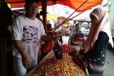 Harga cabai merah di Makassar bergerak naik jelang Ramadhan