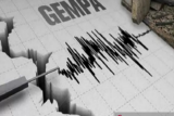 Gempa berkuatan 4,1 SR guncang Lombok Utara