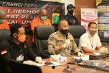 Perampok 11 minimarket lintas provinsi ditangkap