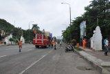 Pemprov Banten melakukan penyemprotan disinfektan 1.187 lokasi