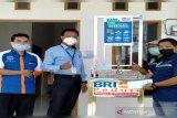 Cegah COVID-19, BRI serahkan bantuan tempat cuci tangan ke PWI