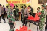 TNI/Polri di NTT dirikan dapur umum untuk warga terdampak COVID-19