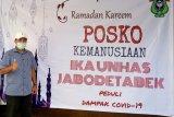IKA Unhas Jabodetabek bantu mahasiswa  dan warga