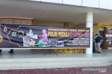 Polda gelar Gerakan Bhakti Sosial Serentak Polri Peduli COVID-19