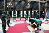 Mayjen TNI M Fachruddin resmimenjabat Wakasad
