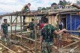 Pemkab Bogor bangun 2.704 hunian sementara untuk korban bencana Sukajaya