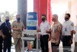 Tangani COVID-19, Satgas bencana BUMN serahkan bantuan Rp8 miliar ke Pemprov Sumbar