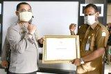 Bupati Aceh Timur apresiasi Kepolisian gagalkan peredaran 45 kg sabu-sabu