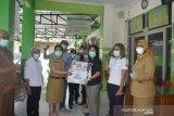 Para ibu hamil di Kupang dapat bantuan makanan tambahan