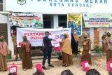 Peringati Kartini, Pertamina apresiasi pekerja wanita di Puskesmas Mekar Kendari