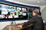 Gubernur Sulsel beri semangat petugas kesehatan di Kabupaten Pinrang
