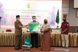 Serikat Pekerja BPJAMSOSTEK sumbang sembako korban PHK di Pekanbaru