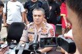 Polda Sulsel sasar pengendara saat pemberlakuan PSBB di Kota Makassar