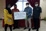 Ahli waris sopir ambulans Baznas Grobogan terima klaim JKM dan JHT