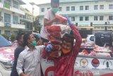 Oknum anggota BATAMAD jual kupon sembako gratis terancam dihukum adat