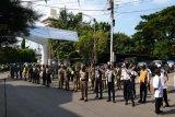 TNI dan Polri dilibatkan PSBB Kota Tegal