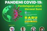 SIEJ  : Pandemi COVID-19 pembelajaran untuk merawat bumi