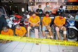 Polisi bekuk napi asimilasi bobol toko elektronik