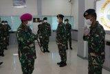 Dua Jabatan Asisten  Diserahkan kepada Danlantamal