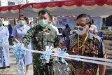 Danlanudsri resmikan pembangunan perumahan KPR swakelola BP TWP TNI AU