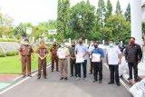 PD Imanuel Kejati Sulut bantu APD tiga rumah sakit