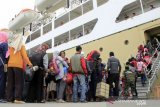 Selama 2 pekan jelang Idul Adha Pelni angkut 22.261 penumpang