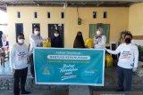 Mandiri Syariah Region VIII serahkan 1.250 paket Sembako kepada warga terdampak COVID-19