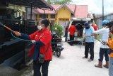 PDIP Sumbar sediakan 500 bungkus makanan per hari selama Ramadhan untuk warga terdampak COVID-19